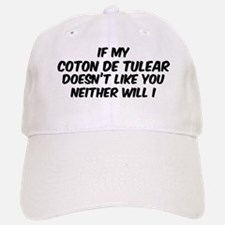 If my Coton de Tulear Baseball Baseball Cap