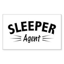 Sleeper Agent Decal