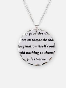 Verne On Reality Necklace