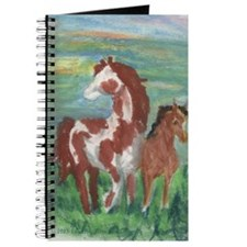 Horse And Colt Gift Journal