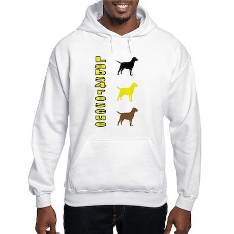 Vertical Labs4rescue Hooded Sweatshirt