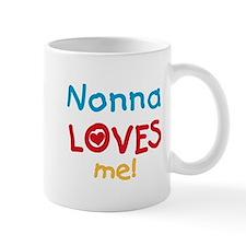 Nonna Loves Me Mug
