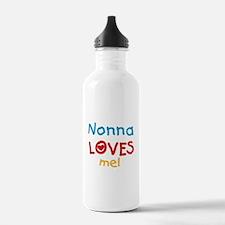 Nonna Loves Me Water Bottle