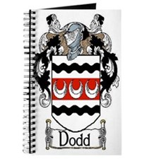 Dodd Coat of Arms Journal