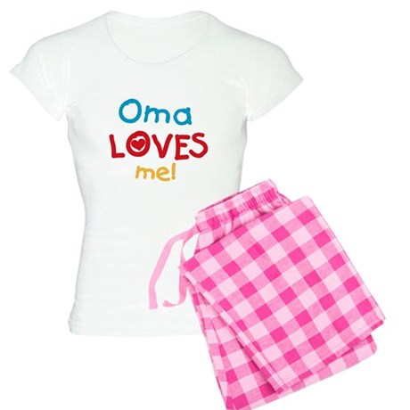 Oma Loves Me Pajamas