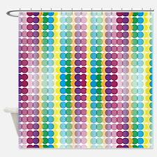 Mid-Century Modern Shower Curtain Shower Curtain