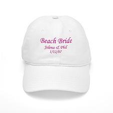 Personalized Beach Bride - Jo Baseball Cap