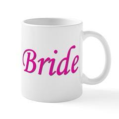 Beach Bride Mug