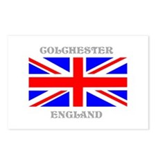Colchester England Postcards (Package of 8)