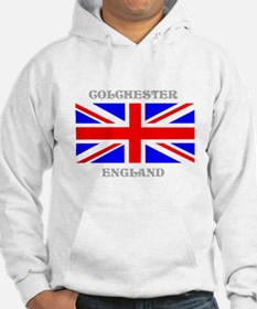 Colchester England Hoodie
