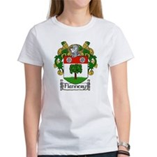 Flannery Coat of Arms Tee