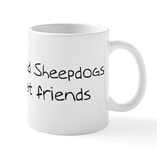 Polish Lowland Sheepdogs make Mug