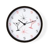 5 o'clock Wall Clocks