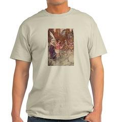 Jackson 12 Ash Grey T-Shirt