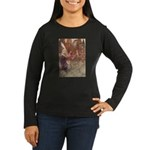 Jackson 12 Women's Long Sleeve Dark T-Shirt