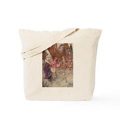 Jackson 12 Tote Bag
