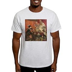 Jackson 14 Ash Grey T-Shirt