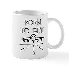 Born to Fly Small Mug