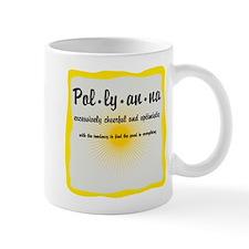 Pollyanna Definition Mug