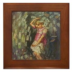Jackson 16 Framed Tile