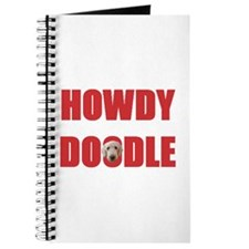 Howdy Doodle Labradoodle Journal