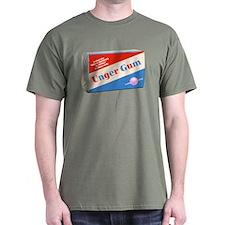 Unger Gum T-Shirt Military Green