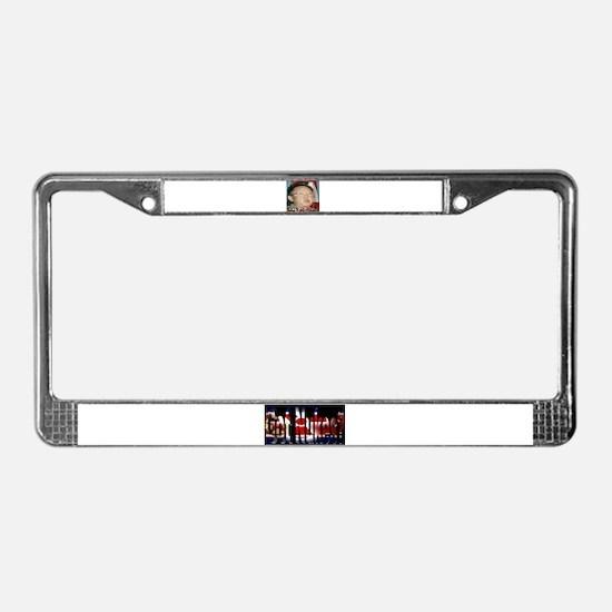 Got Nukes? License Plate Frame