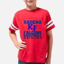 KFalcons bkb new Youth Football Shirt