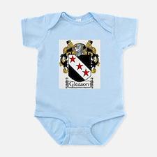 Gleason Coat of Arms Infant Bodysuit
