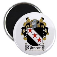 """Gleason Coat of Arms 2.25"""" Magnet (10 pack)"""
