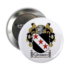 """Gleason Coat of Arms 2.25"""" Button (10 pack)"""