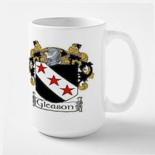 Gleason Coat of Arms Ceramic Mugs