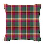 Tartan - Brisbane Woven Throw Pillow