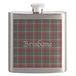 Tartan - Brisbane Flask