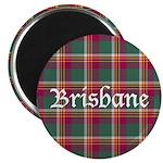 Tartan - Brisbane Magnet