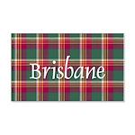 Tartan - Brisbane 20x12 Wall Decal