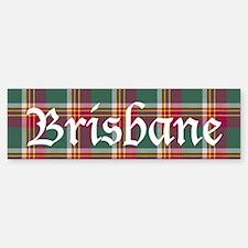 Tartan - Brisbane Car Car Sticker