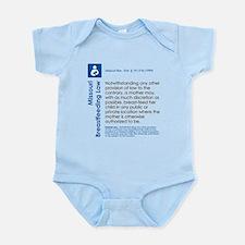 Breastfeeding In Public Law - Missouri Body Suit