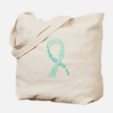 PCOS Awareness Month 2013 Tote Bag