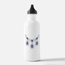 Diamond Tee Shirt Water Bottle