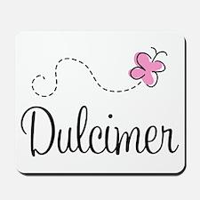 Pretty Dulcimer Mousepad