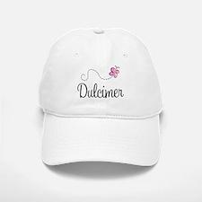 Pretty Dulcimer Baseball Baseball Cap