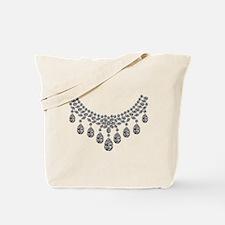 Diamond Tee Shirt Tote Bag
