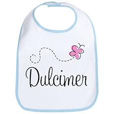 Pretty Dulcimer Bib