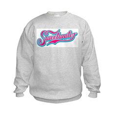 Sweetwater Pink/Teal Sweatshirt