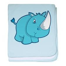 Blue Rhino baby blanket
