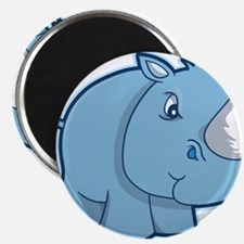 "Blue Rhino 2.25"" Magnet (10 pack)"