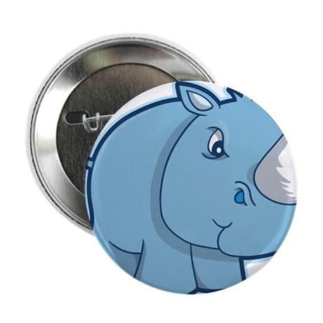 "Blue Rhino 2.25"" Button (10 pack)"