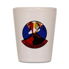 23rd Bomb Squadron Shot Glass