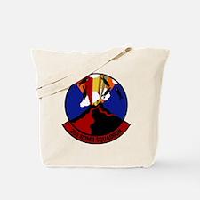 23rd Bomb Squadron Tote Bag